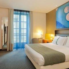 Отель Holiday Inn Turin City Centre 4* Стандартный номер с различными типами кроватей фото 4
