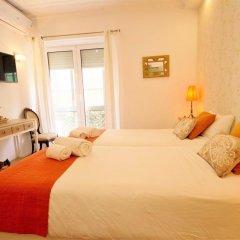 Отель Guest House Lisbon Terrace Suites II 3* Полулюкс с различными типами кроватей фото 10