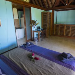 Отель Oa Oa Lodge Французская Полинезия, Бора-Бора - отзывы, цены и фото номеров - забронировать отель Oa Oa Lodge онлайн удобства в номере