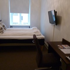 Отель Castle House Inn 2* Стандартный номер с двуспальной кроватью (общая ванная комната) фото 4