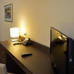 Отель Aviatrans 4* Семейный номер Делюкс с двуспальной кроватью фото 8