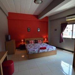 Отель Bua Khao Paradise Стандартный номер с различными типами кроватей фото 8