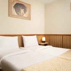 Гостиница Яхонты Таруса Стандартный семейный номер с двуспальной кроватью фото 9