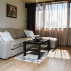Отель Derelli Deluxe Apartment Болгария, София - отзывы, цены и фото номеров - забронировать отель Derelli Deluxe Apartment онлайн комната для гостей фото 4