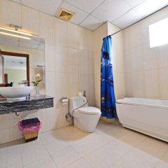 Seawave hotel 3* Номер Делюкс с разными типами кроватей фото 3