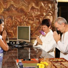 Отель Laluna Ayurveda Resort Шри-Ланка, Бентота - отзывы, цены и фото номеров - забронировать отель Laluna Ayurveda Resort онлайн интерьер отеля