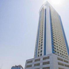 Апартаменты One Perfect Stay Studio Burj Al Nujoom пляж фото 2