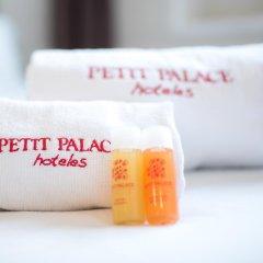 Отель Petit Palace Cliper Gran Vía Испания, Мадрид - отзывы, цены и фото номеров - забронировать отель Petit Palace Cliper Gran Vía онлайн ванная фото 2