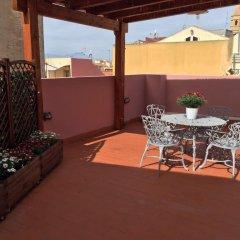 Отель Case di Via Arquer балкон