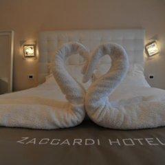 Отель Zaccardi 3* Стандартный номер с различными типами кроватей фото 15