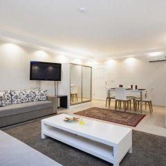 Отель Defne Suites Люкс с различными типами кроватей фото 13