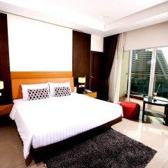 Prima Villa Hotel 4* Стандартный номер с различными типами кроватей фото 3