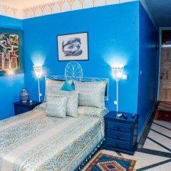 Отель Le Petit Riad Марокко, Уарзазат - отзывы, цены и фото номеров - забронировать отель Le Petit Riad онлайн комната для гостей фото 3