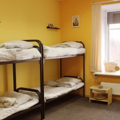Хостел LikeHome Кровать в женском общем номере фото 11