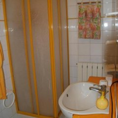 Отель B&B Milù Чивитанова-Марке ванная фото 2