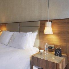 Отель Hilton Milan 4* Номер Делюкс с различными типами кроватей фото 13