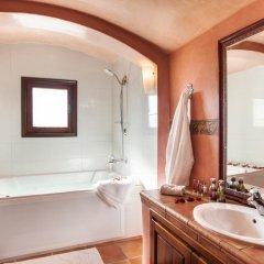 Отель Dar Tanja Марокко, Танжер - отзывы, цены и фото номеров - забронировать отель Dar Tanja онлайн ванная