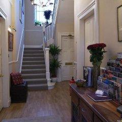 Отель Kingsburgh House Hotel Великобритания, Эдинбург - отзывы, цены и фото номеров - забронировать отель Kingsburgh House Hotel онлайн интерьер отеля