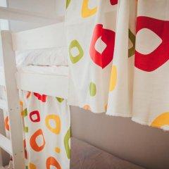 Hostel For You Кровать в общем номере с двухъярусной кроватью фото 32