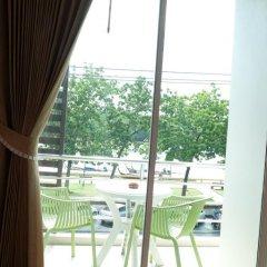TawanWarn Hotel 3* Стандартный номер с различными типами кроватей фото 9