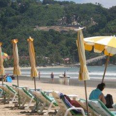 Отель Patong Rose Guesthouse пляж фото 2