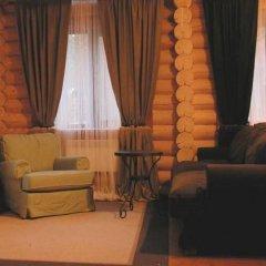 Гостиница Загородный комплекс отдыха Волжанка Коттедж Делюкс разные типы кроватей фото 3