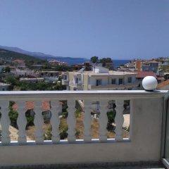 Отель Ronaldo Албания, Ксамил - отзывы, цены и фото номеров - забронировать отель Ronaldo онлайн балкон
