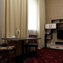 Гостиница Леонарт 3* Люкс с двуспальной кроватью фото 8