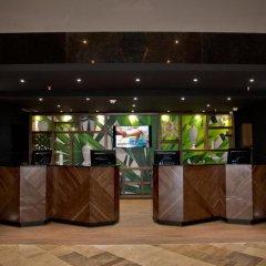Отель Omni Cancun Hotel & Villas - Все включено Мексика, Канкун - 1 отзыв об отеле, цены и фото номеров - забронировать отель Omni Cancun Hotel & Villas - Все включено онлайн интерьер отеля фото 6