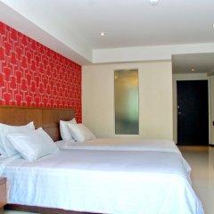 Lub Sbuy House Hotel 3* Номер Делюкс с различными типами кроватей фото 19