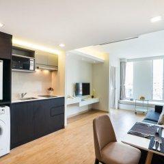 At Mind Premier Suites Hotel 3* Улучшенная студия с различными типами кроватей фото 2