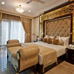 Hotel Jivitesh 4* Номер Делюкс с различными типами кроватей фото 3