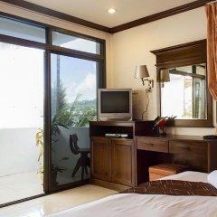 Отель Baan Natacha Beachfront Guesthouse удобства в номере