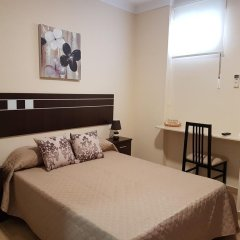 Отель Hostal Málaga комната для гостей фото 2