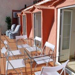 Отель Lisbon Inside Connect - Bairro Alto Apartments Португалия, Лиссабон - отзывы, цены и фото номеров - забронировать отель Lisbon Inside Connect - Bairro Alto Apartments онлайн балкон