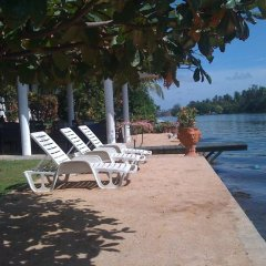 Отель Ganga Garden Бентота пляж фото 2