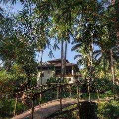 Отель Coconut Creek Гоа приотельная территория