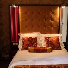 Отель Hôtel des Buttes Chaumont 2* Стандартный номер с различными типами кроватей фото 5