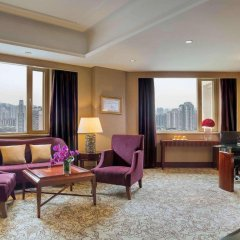 Отель Sofitel Chengdu Taihe 5* Номер Делюкс с различными типами кроватей фото 4