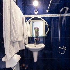 Отель Yianna Hotel Греция, Агистри - отзывы, цены и фото номеров - забронировать отель Yianna Hotel онлайн ванная