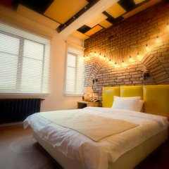 Арт-отель Wardenclyffe Volgo-Balt Стандартный номер с разными типами кроватей фото 8