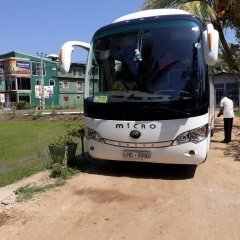 Traveller's Home Hotel городской автобус