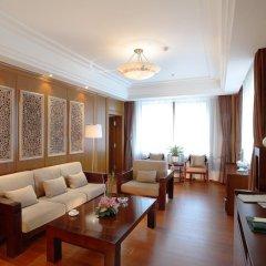 Oriental Garden Hotel 4* Улучшенный люкс с различными типами кроватей фото 5