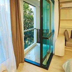 Отель The Chezz Central Condo By Mypattayastay Паттайя комната для гостей фото 5