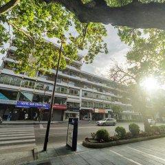 Hotel San Cristóbal парковка