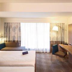 Гостиница Новотель Москва Сити 4* Улучшенный номер с 2 отдельными кроватями фото 2