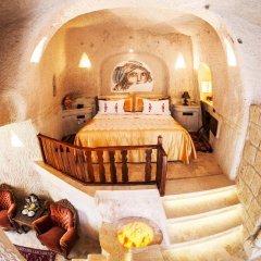 Gamirasu Hotel Cappadocia 5* Люкс с различными типами кроватей фото 11