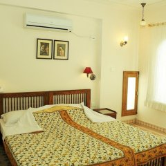 Om Niwas Suite Hotel 3* Люкс с различными типами кроватей фото 4