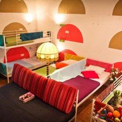 Hostel Budapest Center Стандартный номер с различными типами кроватей фото 7