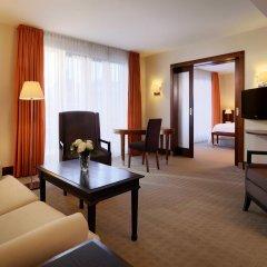Sheraton Carlton Hotel Nuernberg 5* Стандартный номер разные типы кроватей фото 2